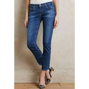 AG Stevie Slim Straight jeans